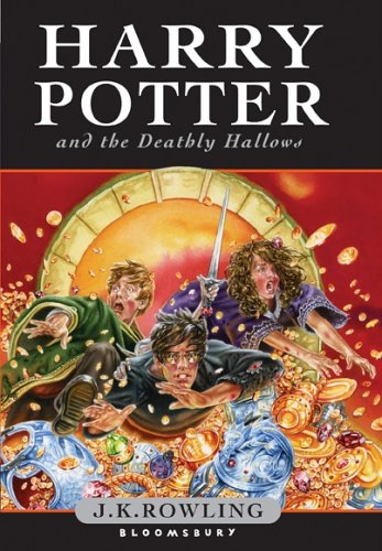 9780747591054: Harry Potter and the Deathly Hallows (Book 7) [Children's Edition]