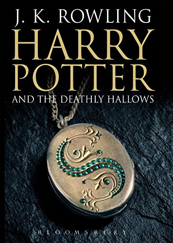 9780747591061: Harry Potter and the Deathly Hallows: 7 (Harry Potter Adult Cover)