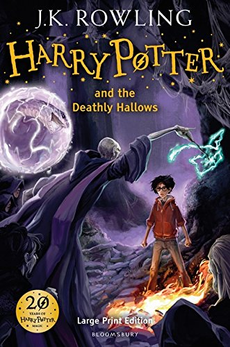9780747591085: Harry Potter and the Deathly Hallows (Harry Potter Large Print)