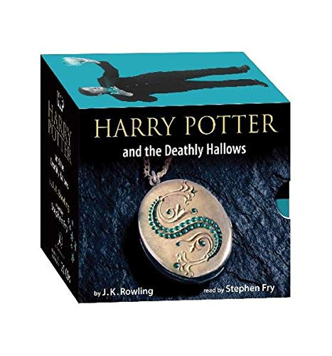 9780747591108: Harry Potter and the Deathly Hallows (Harry Potter Adult Cover)