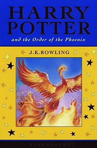 9780747591269: Harry Potter 5 and the Order of the Phoenix. Celebratory Edition