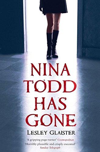 9780747592778: Nina Todd Has Gone