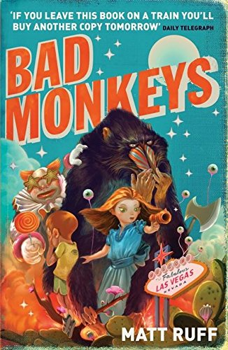 9780747593232: Bad Monkeys