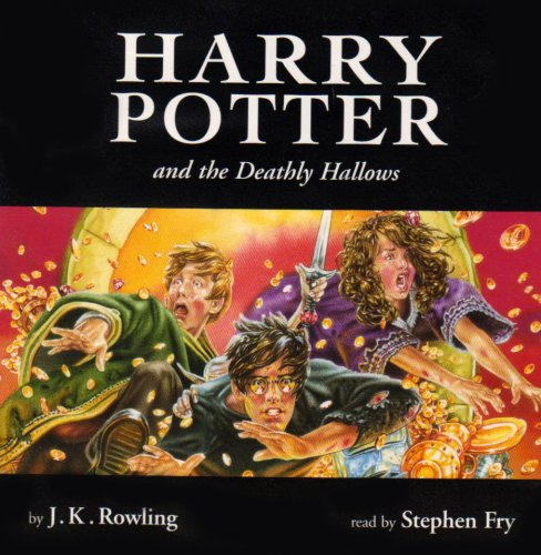 Harry Potter and the Deathly Hallows 9780747593768: J. K. Rowling