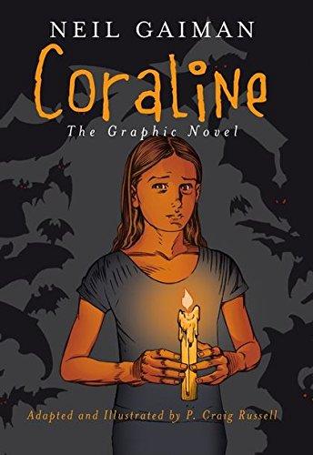 Coraline: The Graphic Novel: Neil Gaiman