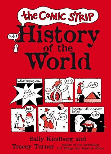 9780747594314: Comic Strip History of the World