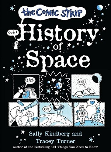9780747594321: Comic Strip History of Space
