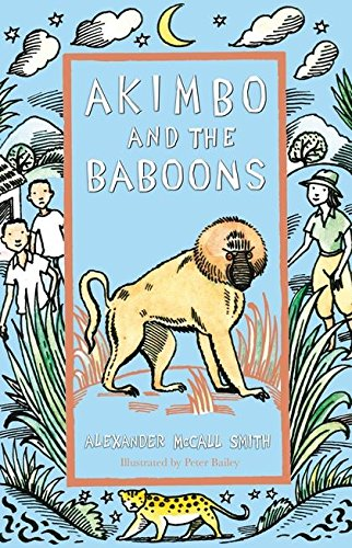 9780747594574: Akimbo and the Baboons [AKIMBO & THE BABOONS]