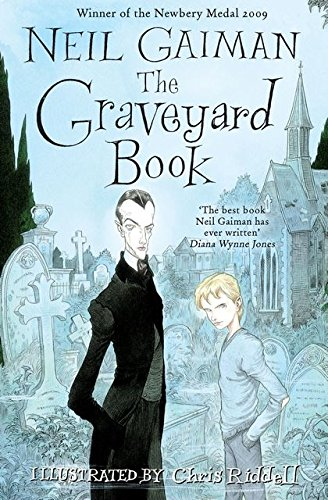 9780747594802: The Graveyard Book. Children's Edition