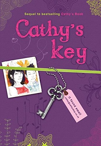 9780747594819: Cathy's Key: If Found 650-266-8202[ CATHY'S KEY: IF FOUND 650-266-8202 ] by Stewart, Sean (Author) May-06-08[ Hardcover ]