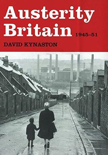 9780747594901: Austerity Britain, 1945-1951: Airside TPB