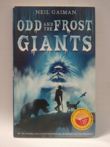 9780747595397: Odd and the Frost Giants WBD Book