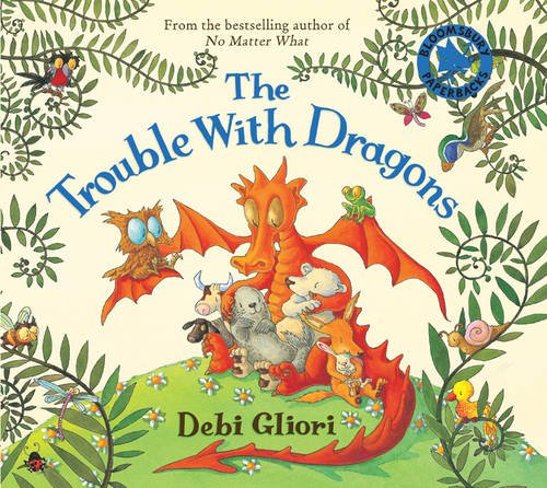 9780747595410: Trouble with Dragons