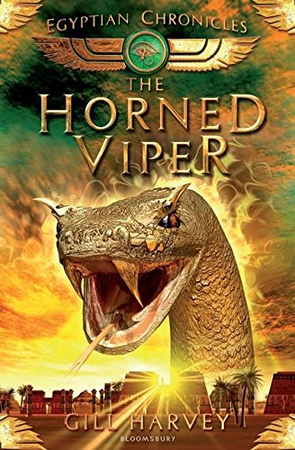 9780747595649: The Horned Viper (Egypt Adventures)