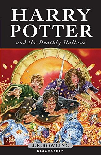 9780747595830: Harry Potter and the Deathly Hallows, Book 7