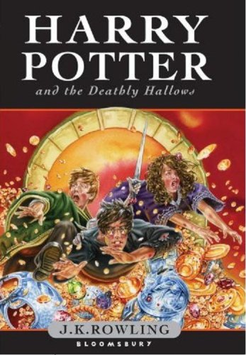 9780747595861: Harry Potter and the Deathly Hallows