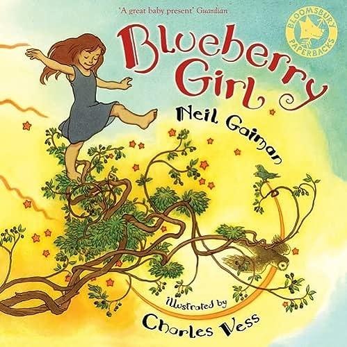 9780747595984: Blueberry Girl