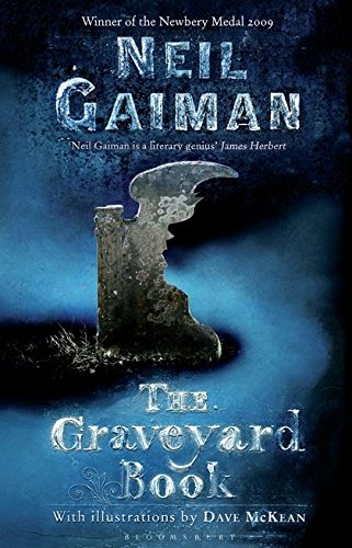 9780747596837: The Graveyard Book, adult version
