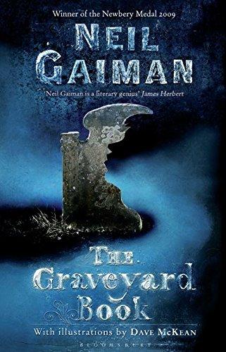 9780747596837: The Graveyard Book, adult version
