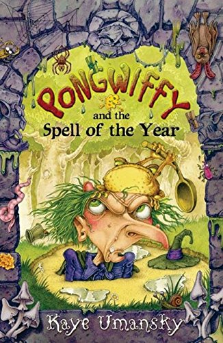 9780747596912: Pongwiffy and the Spell of the Year