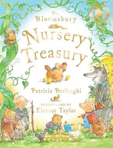 9780747597469: The Bloomsbury Nursery Treasury (Bloomsbury Paperbacks)