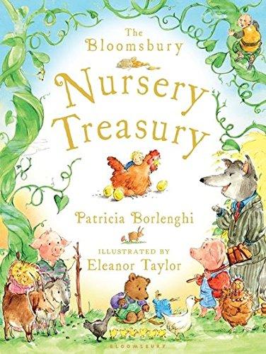 9780747597476: The Bloomsbury Nursery Treasury
