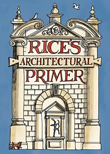 9780747597483: Rice's Architectural Primer