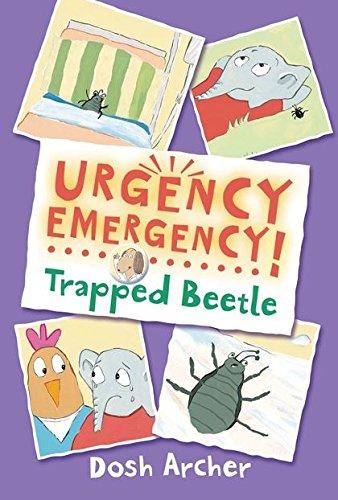 9780747597605: Trapped Beetle (Urgency Emergency)