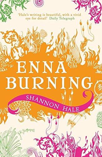 9780747597995: Enna Burning (Books of Bayern)