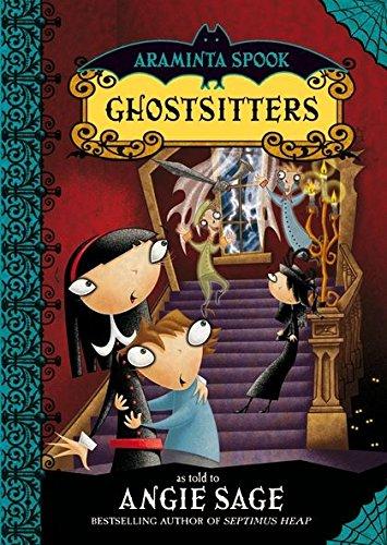 9780747598268: Araminta Spook: Ghostsitters