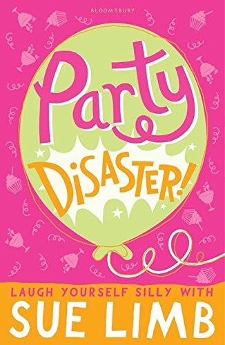 9780747599180: Party Disaster! (Jess Jordan)