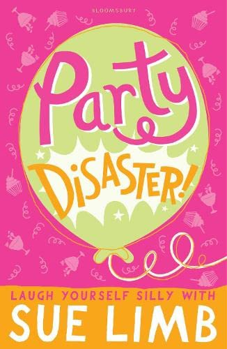 9780747599180: Party Disaster!