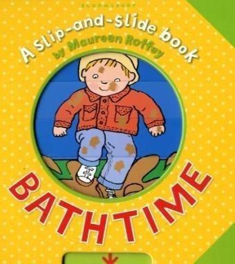 9780747599371: Bathtime (Slip-and-Slide Book)