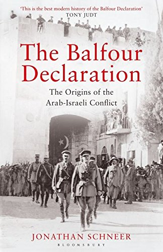 9780747599487: The Balfour Declaration: The Origins of the Arab-Israeli Conflict