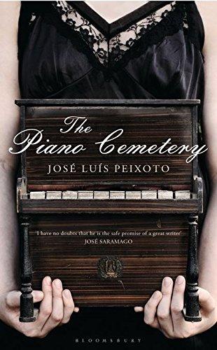 9780747599654: The Piano Cemetery