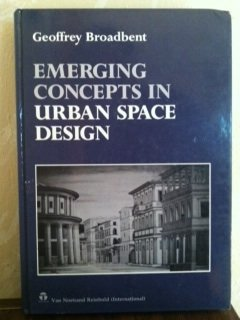 9780747600251: Emerging Concepts in Urban Space Design