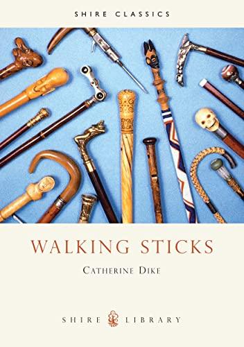 9780747800798: Walking Sticks (Shire Library)