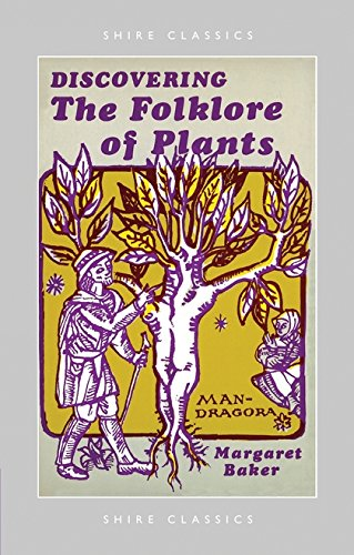 9780747801788: Discovering the Folklore of Plants