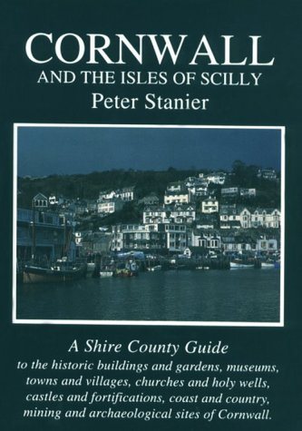 9780747802075: Cornwall and the Isles of Scilly (County Guides)