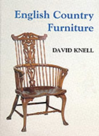 English Country Furniture (Shire album): Knell, David