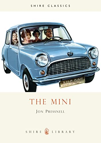 9780747802358: The Mini (Shire Library)