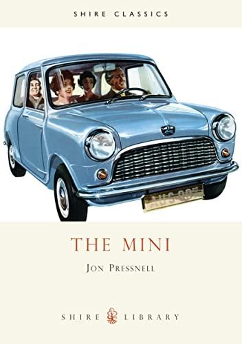 9780747802358: The Mini (Shire Library)