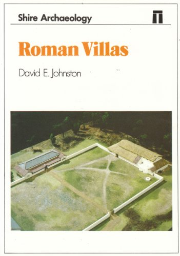 9780747802389: Roman Villas (Shire Archaeology)