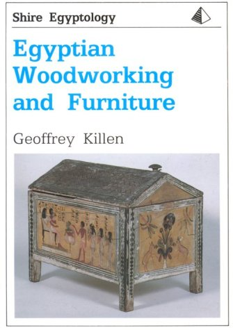 9780747802396: Egyptian Woodworking and Furniture