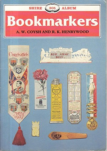 9780747802549: Bookmarkers (Shire Album)