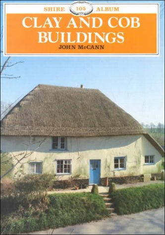 Clay & Cob Buildings (Album Series Vol. 105)
