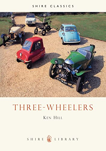 9780747802822: Three-Wheelers (Shire Library)