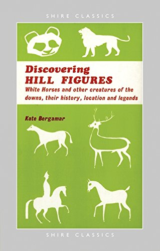 9780747803454: Discovering Hill Figures (Shire Discovering)