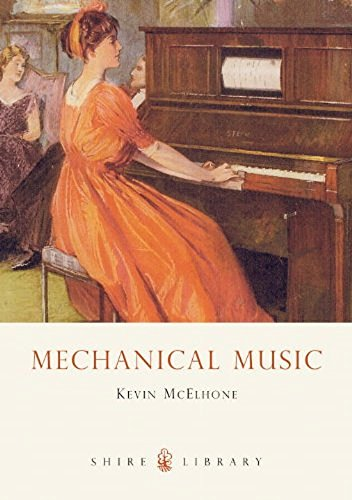 Mechanical Music: McElhone (Kevin)