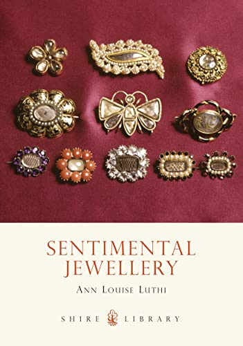 9780747803638: Sentimental Jewellery (Shire Library)